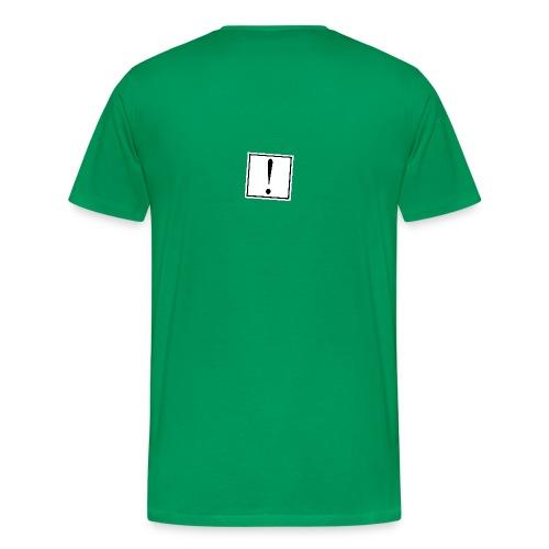 Sein oder nicht sein Digger das ist hier die Frage - Männer Premium T-Shirt