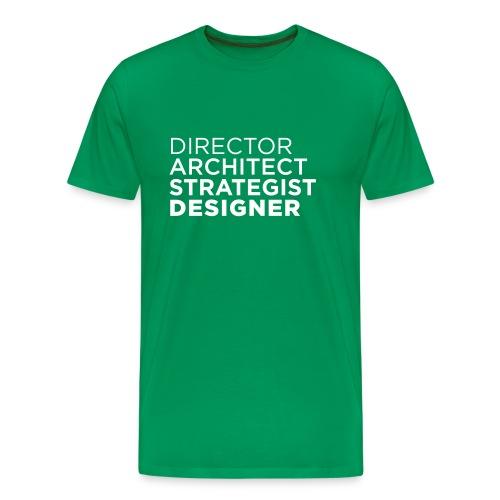 director - Männer Premium T-Shirt