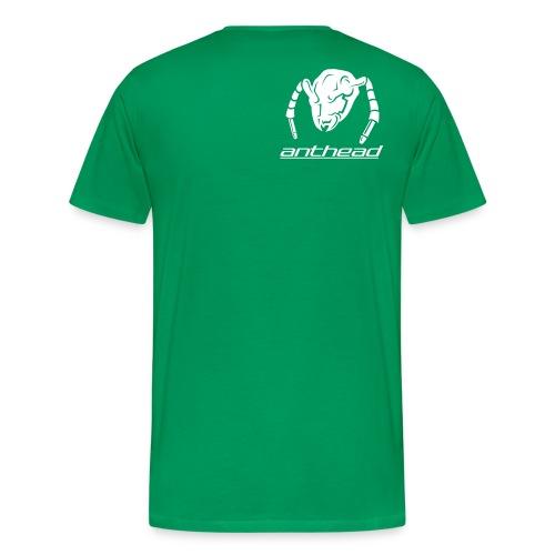 ANTHEAD - Männer Premium T-Shirt