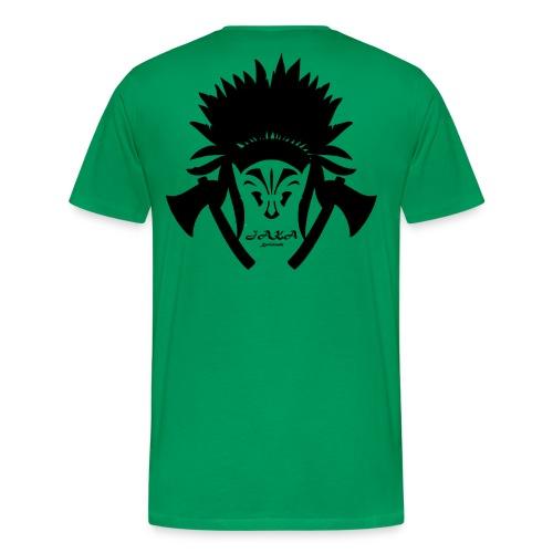 Soejderlogo png - Herre premium T-shirt