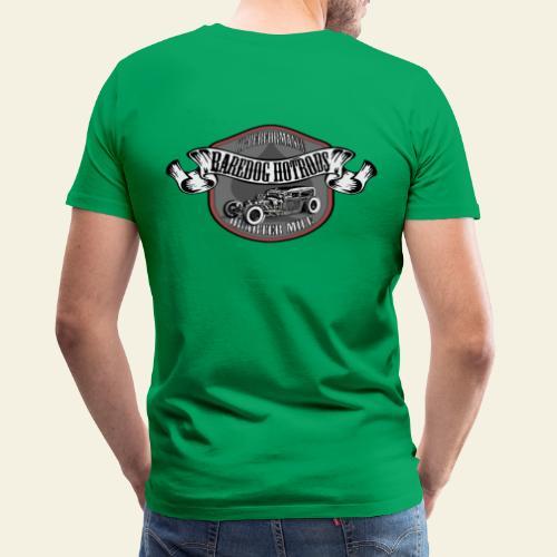 rod logo - Herre premium T-shirt