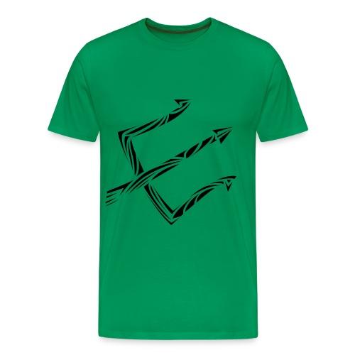 Neptun_FRONT - Männer Premium T-Shirt