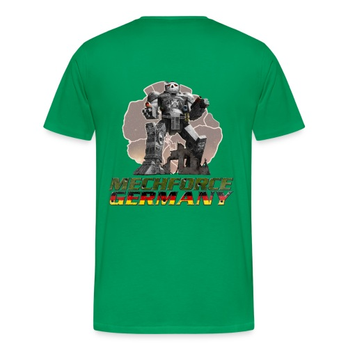 mechf quad - Männer Premium T-Shirt