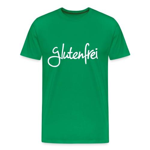 logoglutenfrei - Männer Premium T-Shirt