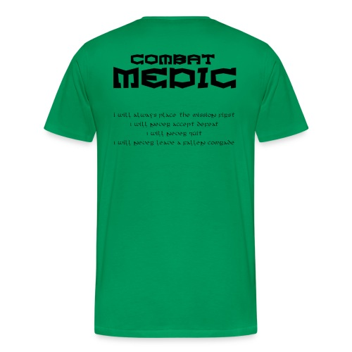 cm1b - Premium-T-shirt herr