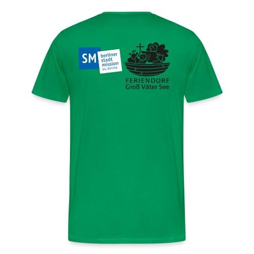 LOGO BSM + FDGVS neu2 - Männer Premium T-Shirt