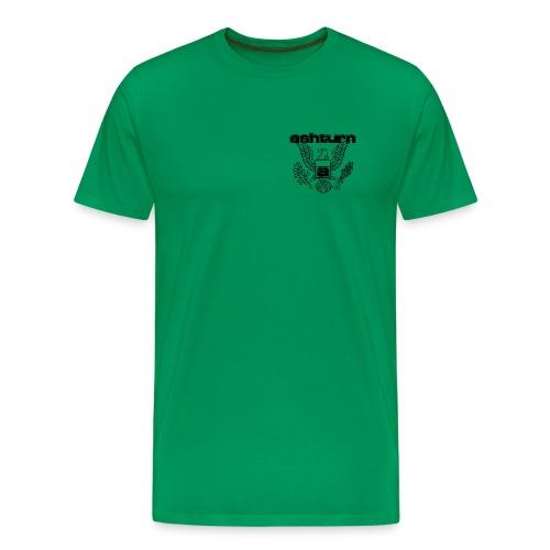 inashturnwetrust - Mannen Premium T-shirt