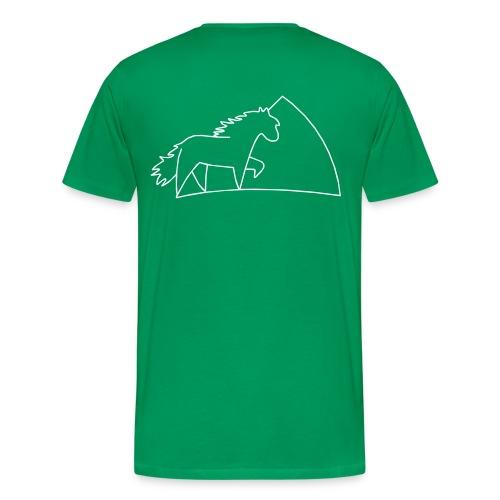 lythorse3 - Männer Premium T-Shirt