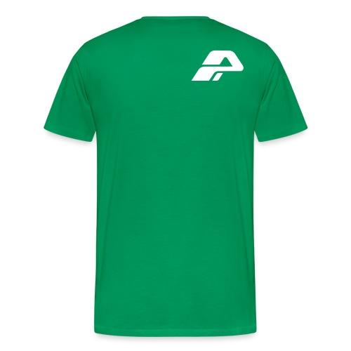 powderforce p - Männer Premium T-Shirt