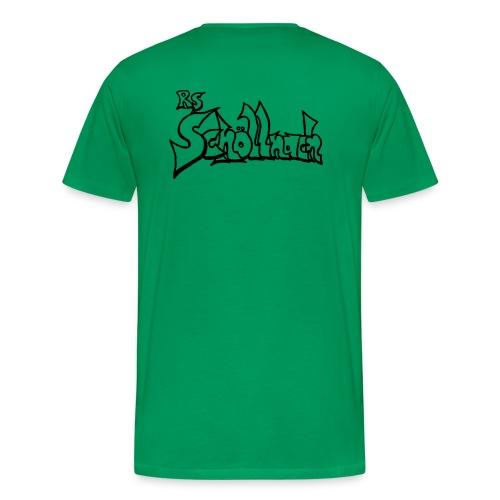 logo_schwarz - Männer Premium T-Shirt