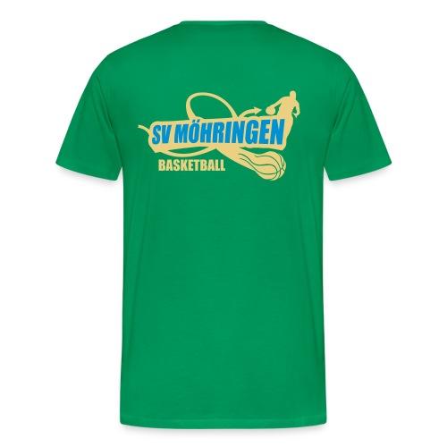 Basketball-SVM - Männer Premium T-Shirt