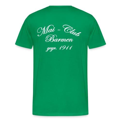 mcb - Männer Premium T-Shirt