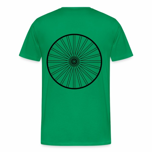 rad_02 - Männer Premium T-Shirt