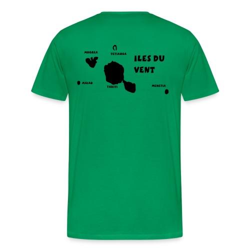 Polynesie Francaise - T-shirt Premium Homme