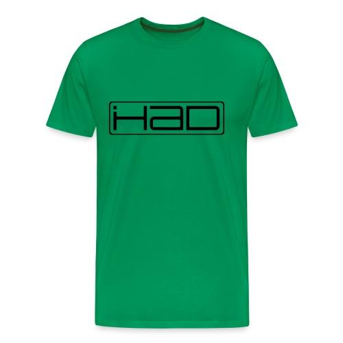 ihad ohne url 8x5 vector - Männer Premium T-Shirt