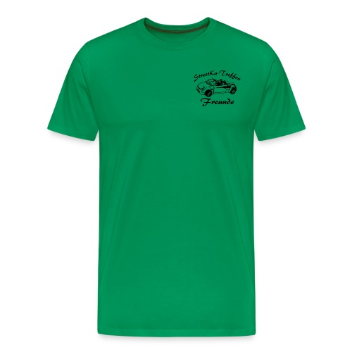 StreetKa - black - Männer Premium T-Shirt