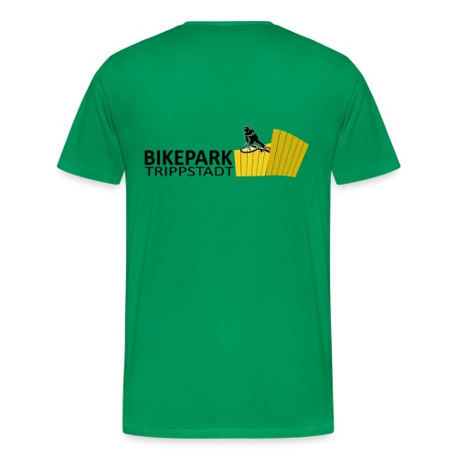 Classic schwarz gelb - Männer Premium T-Shirt