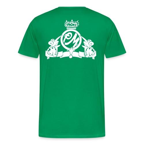 wappenvector - Men's Premium T-Shirt