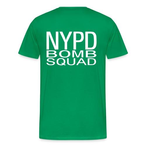 Bomb Squad - T-shirt Premium Homme