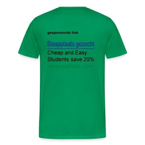 gezocht - Mannen Premium T-shirt
