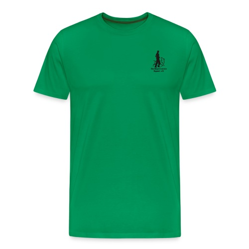 logo hsv - Männer Premium T-Shirt