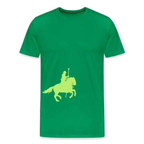 gardian2 - Premium-T-shirt herr