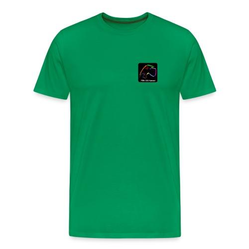 bitmap in dennis test 001 - Männer Premium T-Shirt