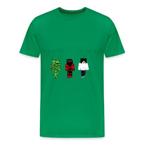 skin1 png - Männer Premium T-Shirt