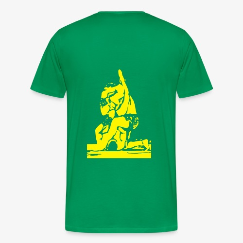 Armbar MMA - Männer Premium T-Shirt