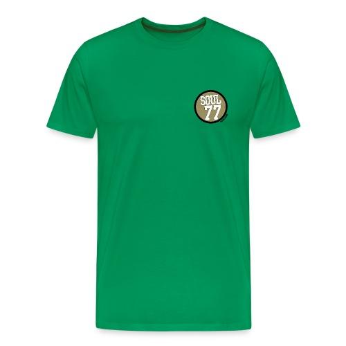 muzoo soul 77 - Men's Premium T-Shirt