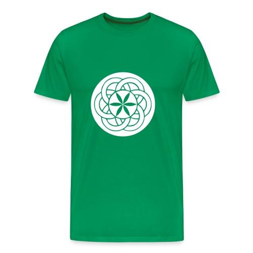 tegdownhill13 - Men's Premium T-Shirt