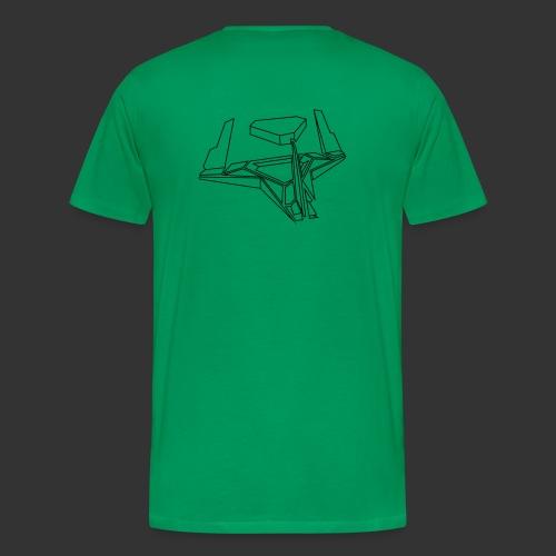 Burster - Männer Premium T-Shirt