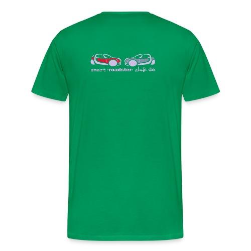 smart - Männer Premium T-Shirt