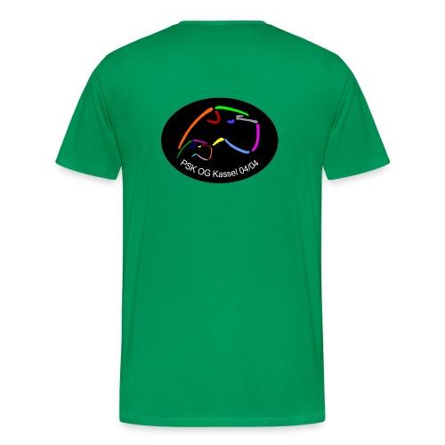 bitmap in dennis test 002 - Männer Premium T-Shirt