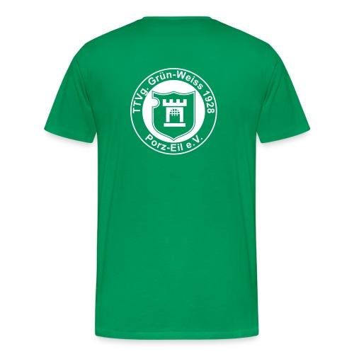 gw eil logo cs2 - Männer Premium T-Shirt