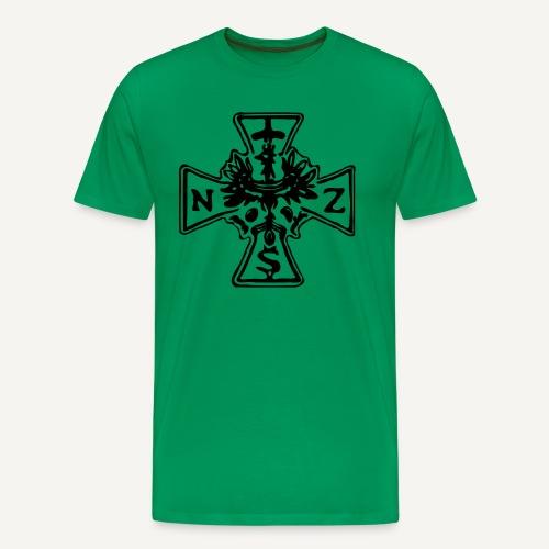 Bóg Honor Ojczyzna - Koszulka męska Premium