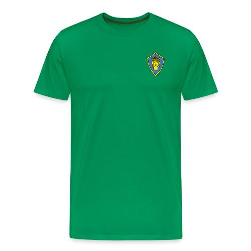 st erik liten - Premium-T-shirt herr