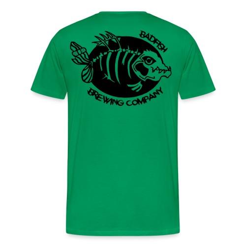 Grand logo dos - T-shirt Premium Homme