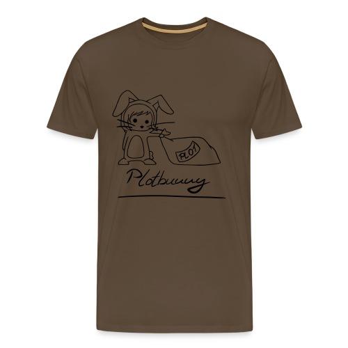 Plotbunny 2 - Männer Premium T-Shirt