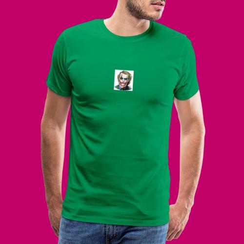 dibujos de joker 6 - Camiseta premium hombre