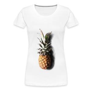 Ananas - Vrouwen Premium T-shirt