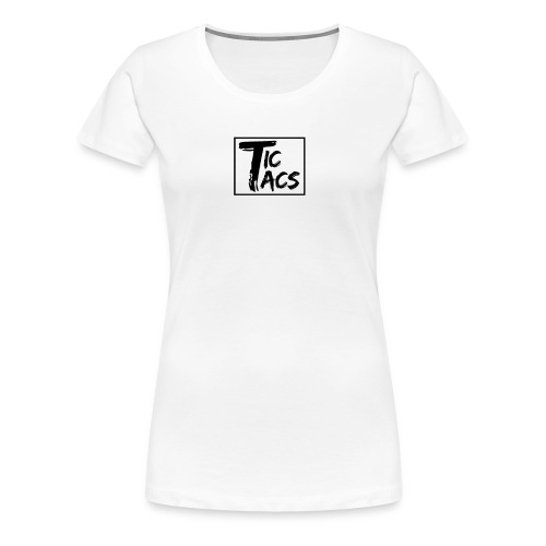 Tictacs Merch - Women's Premium T-Shirt
