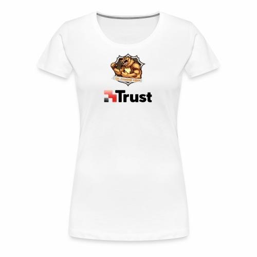 Prodotti Ufficiali con Sponsor della Crew! - Maglietta Premium da donna