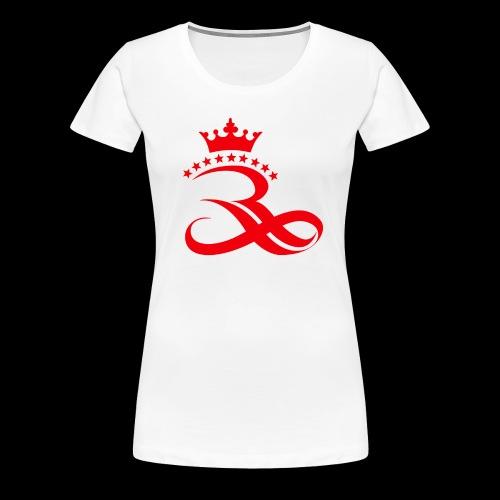 Königs R - Frauen Premium T-Shirt