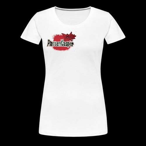 Der Plattenkasper - Frauen Premium T-Shirt