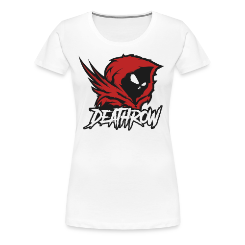DeathRow_V1 - T-shirt Premium Femme