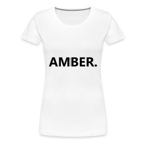 Woman SWEATER - Vrouwen Premium T-shirt