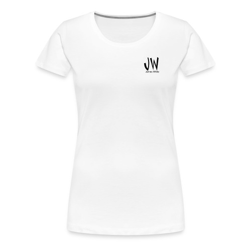 JW - James White - Women's Premium T-Shirt