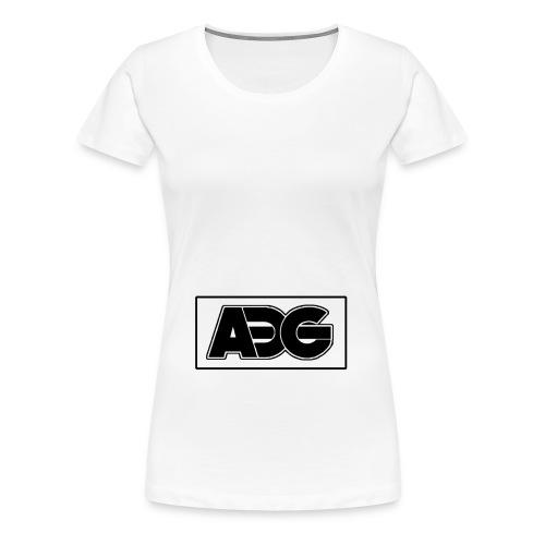 ADG T-Shirt kinderen - Vrouwen Premium T-shirt