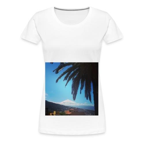 Islas Tenerife - Maglietta Premium da donna